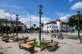 Sosialisasi serta Pemantauan Pemberlakuan PPKM Darurat oleh Dinas Perindustrian, Koperasi dan UKM Kota Yogyakarta